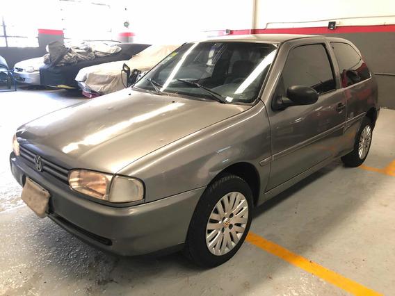 Volkswagen Gol 1.6 Gl Mi Base 1998 Con Gnc