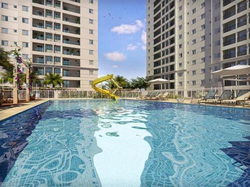 Apartamento Para Venda Em Santos, Marape, 2 Dormitórios, 1 Suíte, 1 Banheiro, 1 Vaga - St012_2-957937