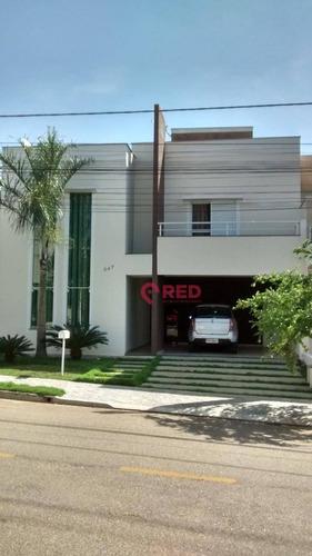 Sobrado Com 3 Dormitórios À Venda, 183 M² Por R$ 730.000,00 - Condomínio Golden Park Residence - Sorocaba/sp - So0081