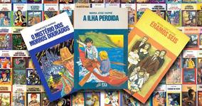 Coleção Vaga-lume 69 Livros Oferta Só Para Os 5 Primeiros!