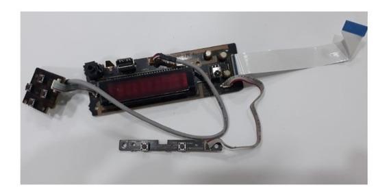 Display Completo Do Dvd Teather System Panasonic Mod. Sapt75