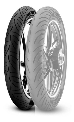 Cubierta 2.50 17  Pirelli  Supercity Yamaha Crypton 100 T