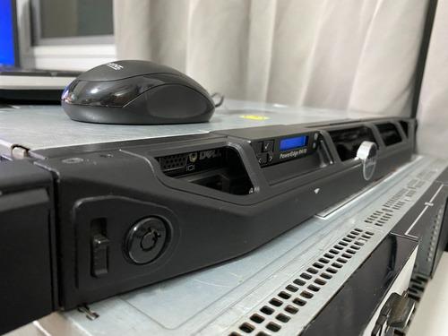 Imagem 1 de 6 de Servidor Dell R410 - 1 X Xeon E5620 - 16gb - 2 X 500gb