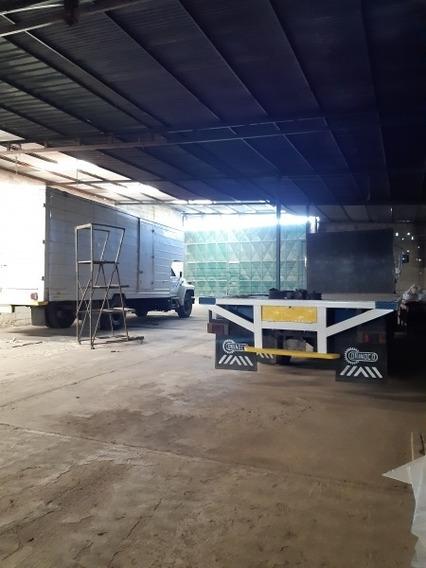 Galpon En Alquiler Acon Oficina, Sabana Del Medio, Zp 398280