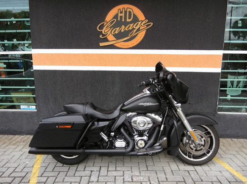Harley Davidson Street Glide Flhx 2012