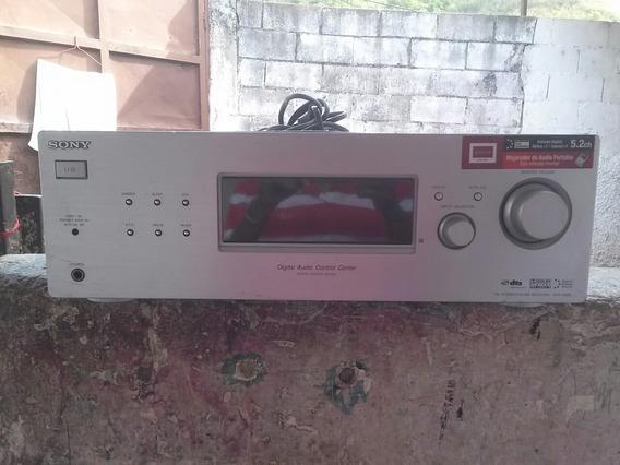 Sony Home Thearters Wp-685 Amplificador Con Control Original