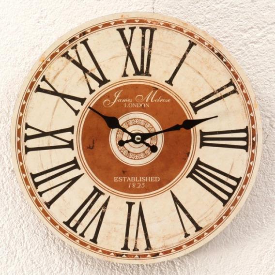Relógio James Melrose Madeira