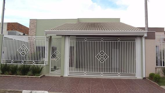Casa Residencial À Venda, Jardim Floresta, Atibaia. - Ca0129