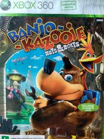 Banjo Kazooie Xbox 360 Original , Leia A Descrição