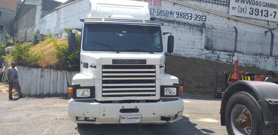 Scania 113 360 Ano 92 Intercoler 4x2