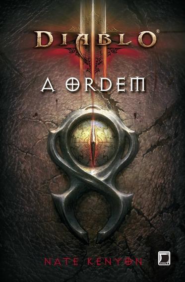 Diablo Iii: A Ordem Nate Kenyon Belíssimo Livro Semi Novo