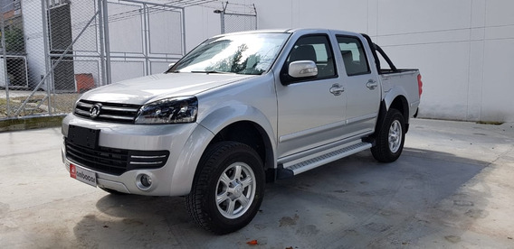 Great Wall Wingle 2.4 4x4 Gasolina- Doble Cabina
