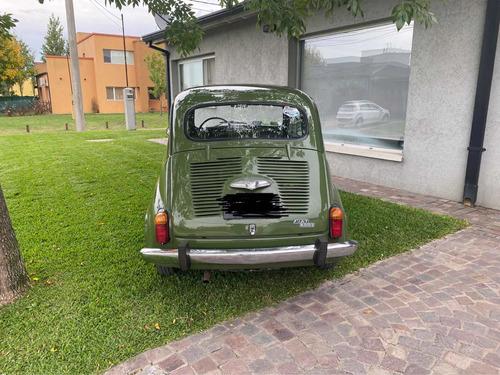 Imagen 1 de 6 de Fiat 600 S