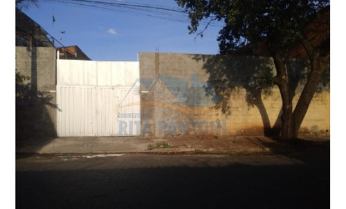 Terreno, Pq Industrial Tanquinho, Ribeirão Preto - T397-v