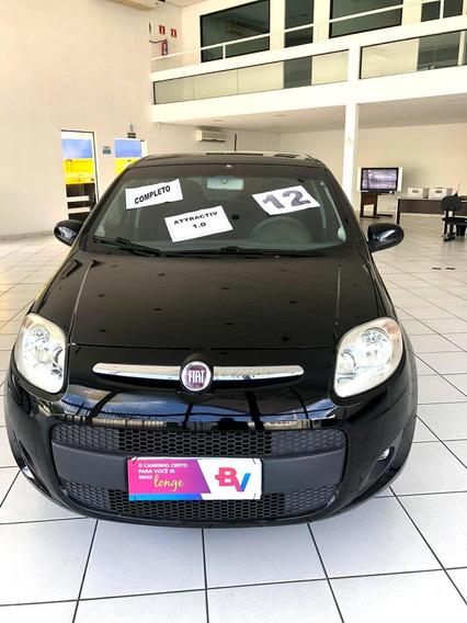 Fiat Palio Attractiv 1.0 Ano 2012