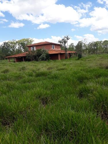 Chacara 3 Alqueires,rico Em Agua,casa Boa 7 Km De Itapetininga - Ch00050 - 68773733