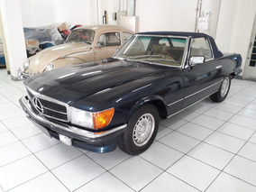 Mercedes Benz Sl 350 1974