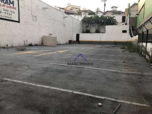 Terreno Para Alugar, 700 M² Por R$ 12.000,00/mês - Anhangabaú - Jundiaí/sp - Te0045