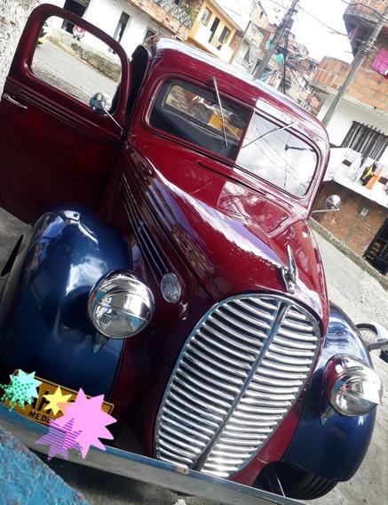 Ford 1938matriculadoe1939