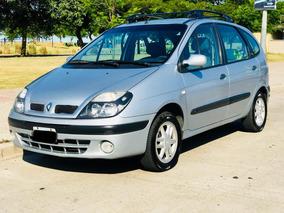 Renault Scénic La Mas Full De Todas Impecable! Como Nueva !