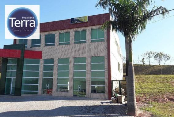 Prédio Comercial Para Venda E Locação, Granja Viana. - Pr0009
