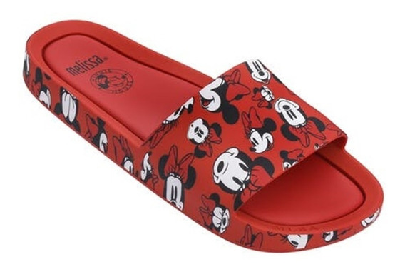 Melissa Mel Beach Slide + Mickey And Friends Original R32788