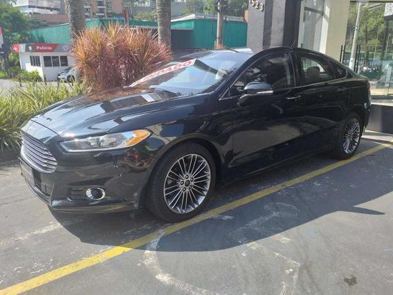 Ford Fusion 2013 2.0 Gtdi Titanium Awd Aut. 4p Blindado 3a