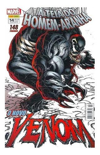 A Teia Do Homem-aranha 14 Marvel Comics Panini 2012