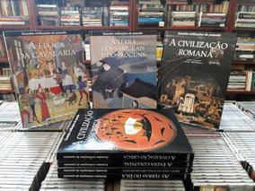Grandes Civilizacoes Do Passado 7 Volumes Varios Titulos