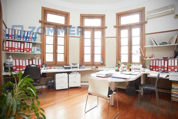 Oficina Y Vivienda En Venta, Palermo - Santa Fe 3000. Estilo Francés