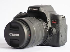 Canon T6i Kit 18-55 (r$ 2600 À Vista)