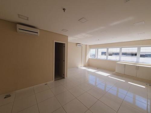 Sala Para Alugar, 37 M² Por R$ 2.300,00/mês - Vila Partenio - Mogi Das Cruzes/sp - Sa0017