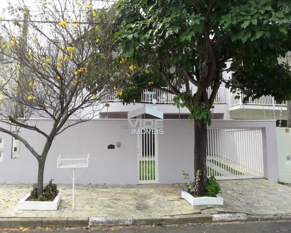 Casa Para Vender No Jardim Paraíso Em Campinas - Ca03922 - 34453448