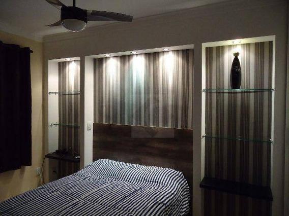 Cobertura Com 3 Dormitórios À Venda, 104 M² - Condomínio Spazio Illuminare - Indaiatuba/sp - Co0010