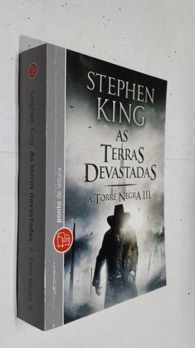 As Terras Devastadas - A Torre Negra, Volume 3 Stephen King