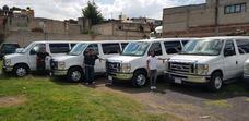 Renta De Camionetas 12 15 Pasajeros 1300 A 1500 Cdmx
