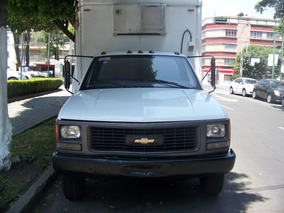 Chevrolet C-35 3500 Caja Seca Con Thermo King