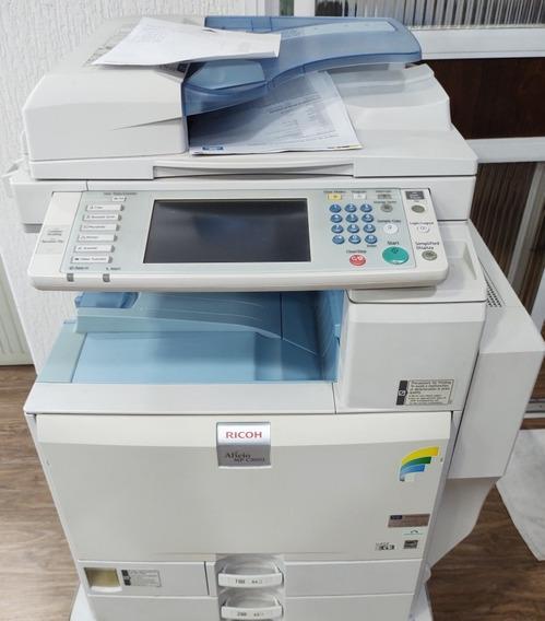 Multifuncional Ricoh Mpc 3001, Usada Revisada, Excelente