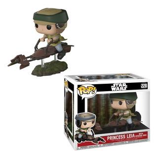 Funko Pop Star Wars *deluxe* Princess Leia 228