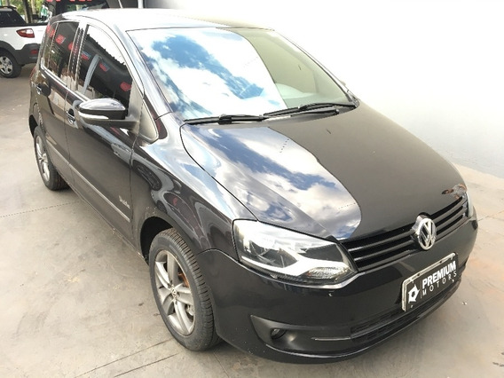 Volkswagen Fox Black