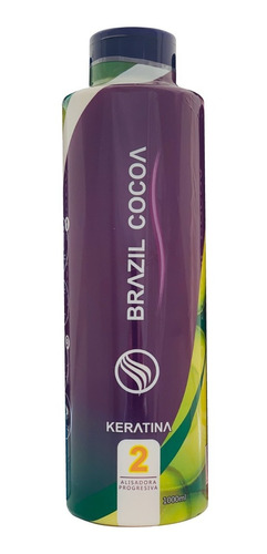 Keratina Brazil Cocoa 1000ml - mL a $330
