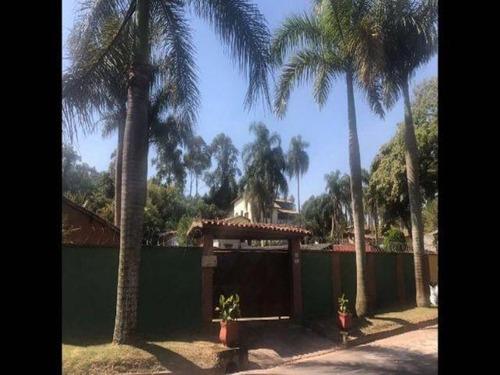 Chácara Em Itupeva, Terreno Com 1.000 M² Com 3 Dormitórios Com Casa De Hospedes ,piscina E Churrasqueira - Ch00084 - 32931066