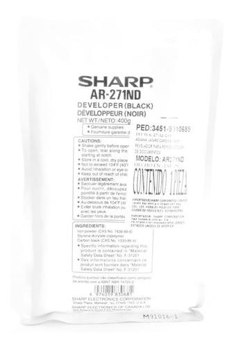 Imagen 1 de 2 de Sharp Revelador Ar271nd / Arm237 257 277 317