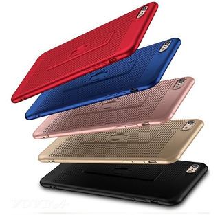 Forro Protector Slim Agarre iPhone 6/ 6 Plus 7/ 7 Plus 8 X