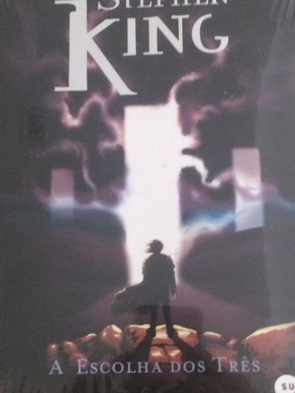 A Escolha Dos Três (a Torre Negra Vol. Ii) De Stephen King