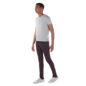 Calça Colcci Masculina Em Sarja Felipe Tint Skinny