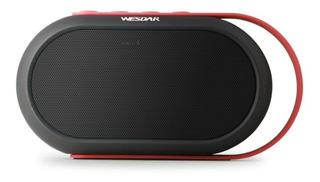 Parlante Wesdar K10 Fm Bluetooth Aux Usb Sd Portable