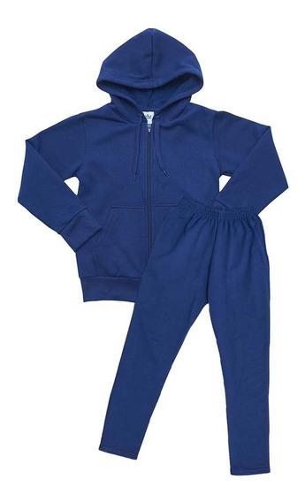 Conjunto Ely Campera Y Pantalon Frisa Talle 2 Al 16 Art1280