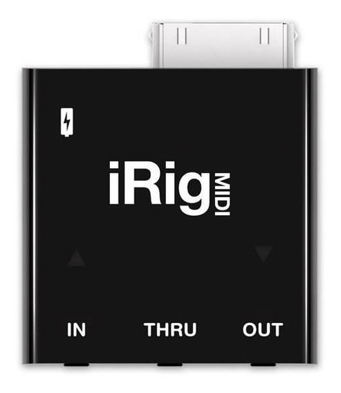 Interface Ik Multimedia Irig Midi (iPhone)