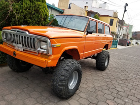 Jeep Wagoner 86 4x4